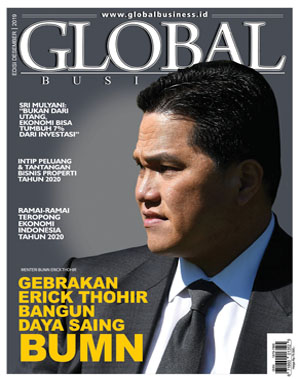 majalah global business desember 2019