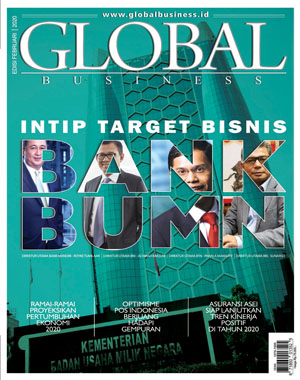 Majalah Global Business Februari 2020